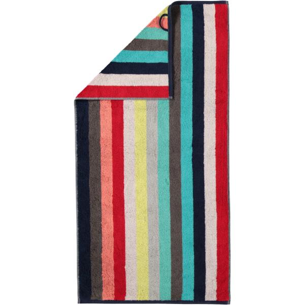 Cawö Splash Blockstreifen 997 - Farbe: multicolor - 12 Handtuch 50x100 cm
