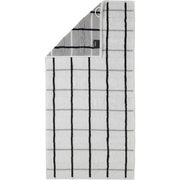 Cawö - Noblesse Square 1079 - Farbe: weiß - 67 Handtuch 50x100 cm