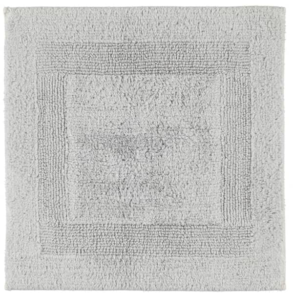 Cawö Home - Badteppich 1000 - Farbe: platin - 705 60x60 cm