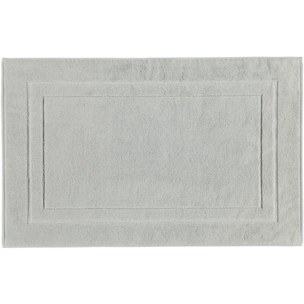 Cawö Badematte Classic 303 - Größe: 50x80 cm - Farbe: platin - 705