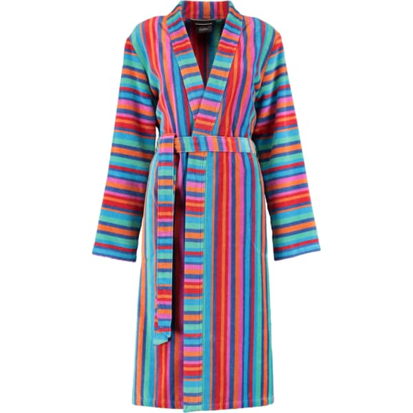 Cawö Damen Bademantel Kimono Art 1228 - Farbe: multicolor - 12