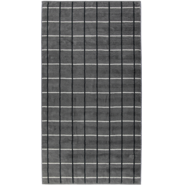Cawö - Noblesse Square 1079 - Farbe: anthrazit - 77 Duschtuch 80x150 cm