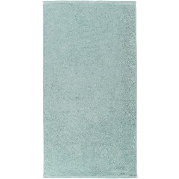 Cawö - Life Style Uni 7007 - Farbe: seegrün - 455 Duschtuch 70x140 cm