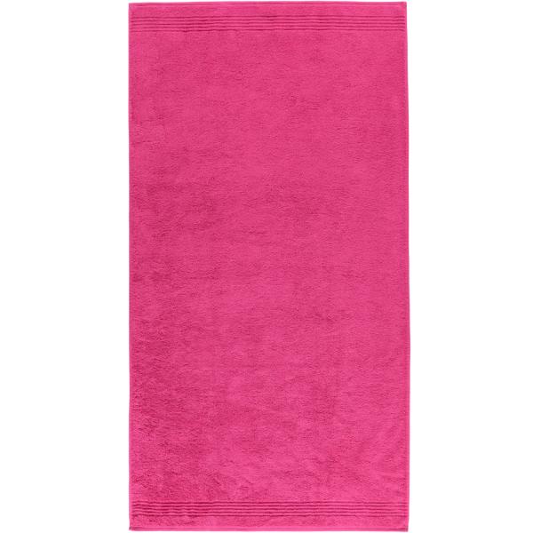 Cawö Essential Uni 9000 - Farbe: pink - 247 Duschtuch 70x140 cm