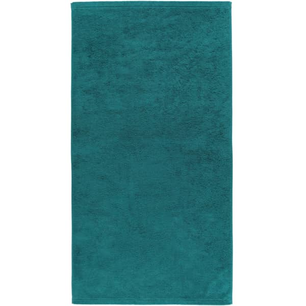 Cawö - Life Style Uni 7007 - Farbe: smaragd - 401 Duschtuch 70x140 cm