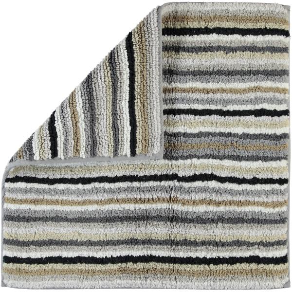 Cawö Home - Badteppich Life Style 7048 - Farbe: 37 - kiesel 60x60 cm