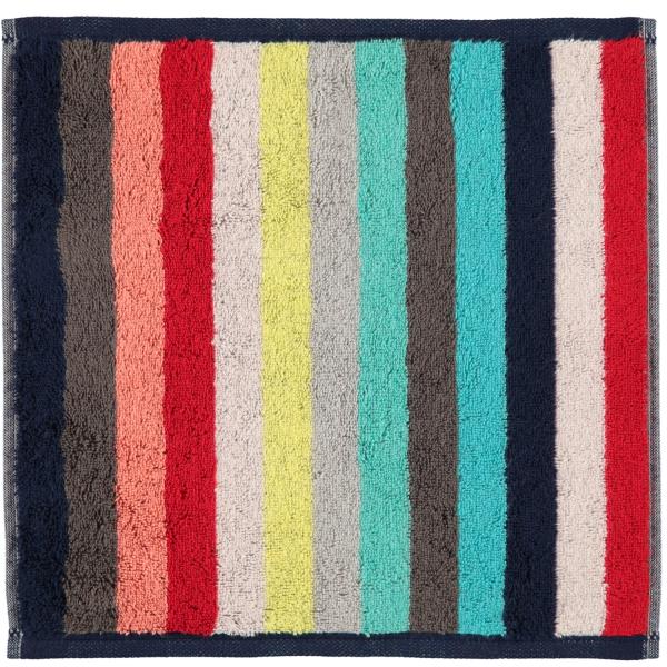 Cawö Splash Blockstreifen 997 - Farbe: multicolor - 12 Seiflappen 30x30 cm