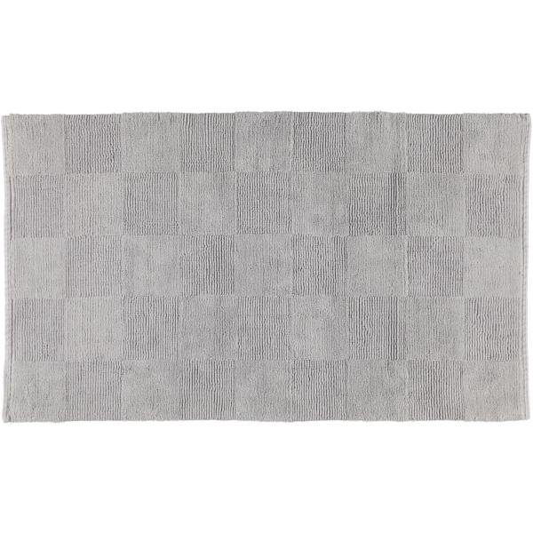 Cawö Home - Badteppich 1005 - Farbe: platin - 705 70x120 cm