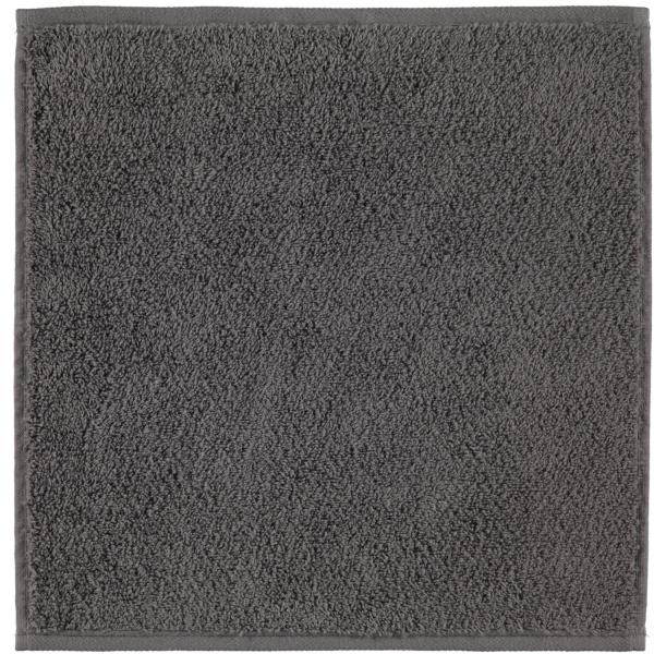 Cawö Heritage 4000 - Farbe: anthrazit - 774 Seiflappen 30x30 cm