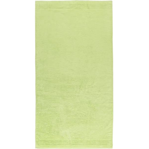 Cawö Essential Uni 9000 - Farbe: pistazie - 412 Duschtuch 70x140 cm