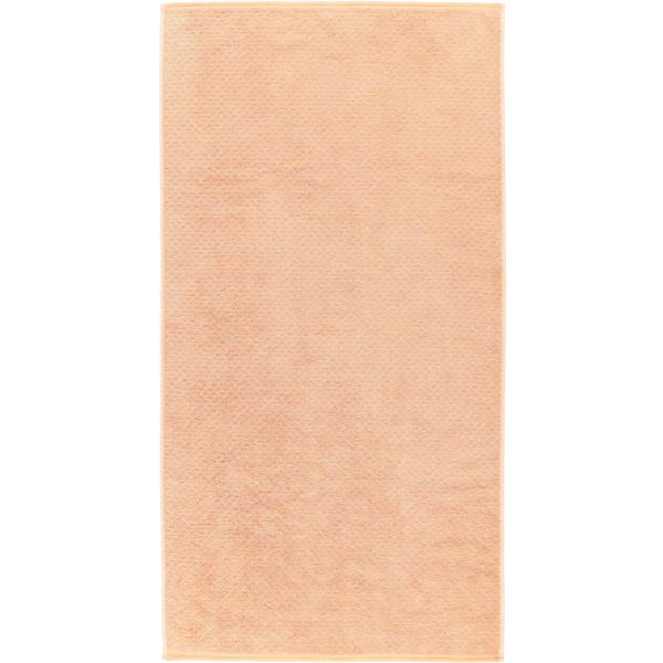 Cawö Reed Allover 956 - Farbe: peach - 37 Duschtuch 70x140 cm