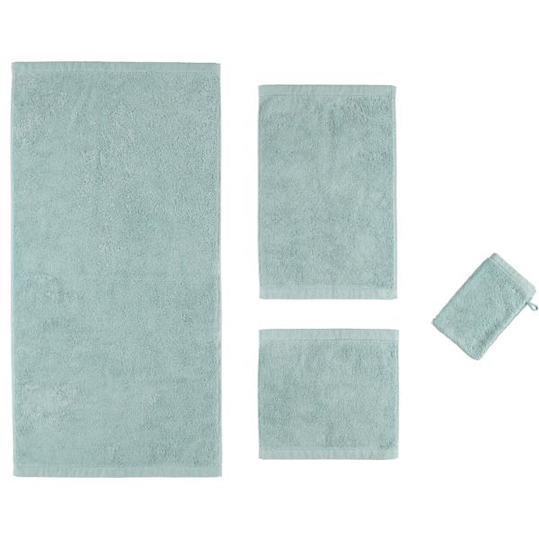 Cawö - Life Style Uni 7007 - Farbe: seegrün - 455
