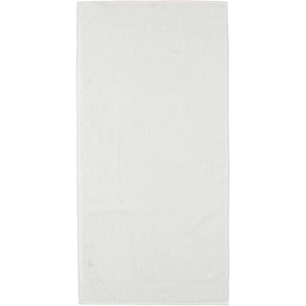 Cawö Essential Uni 9000 - Farbe: weiß - 600 Handtuch 50x100 cm