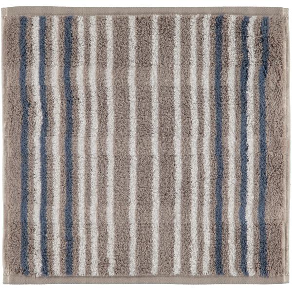 Cawö - Noblesse Lines 1082 - Farbe: graphit - 77 Seiflappen 30x30 cm