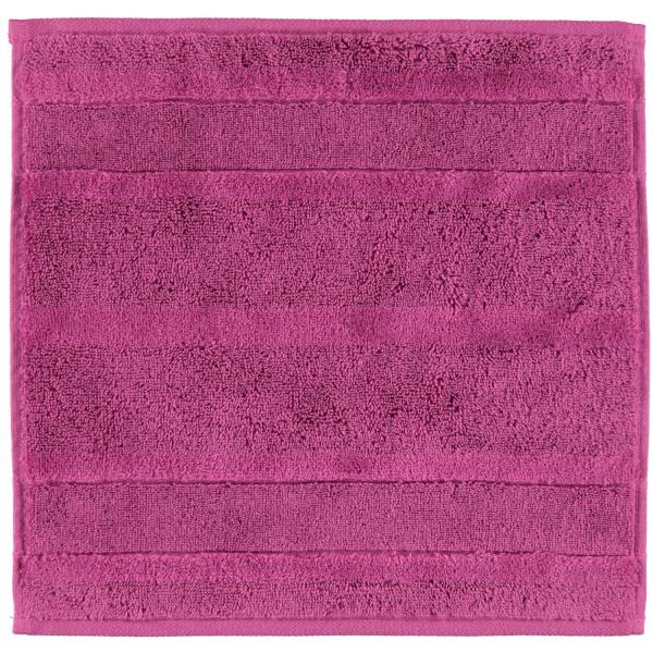 Cawö - Noblesse2 1002 - Farbe: purpur - 833 Seiflappen 30x30 cm