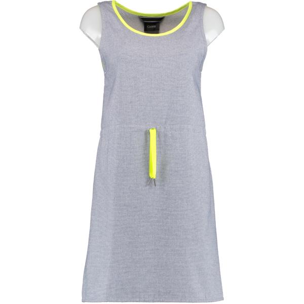 Cawö - Strandkleid 9306 - Farbe: blau-gelb - 15 S