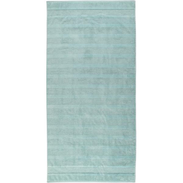 Cawö - Noblesse2 1002 - Farbe: seegrün - 455 Duschtuch 80x160 cm