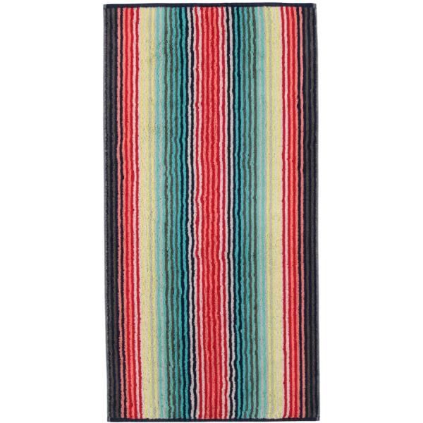 Cawö Splash Streifen 998 - Farbe: multicolor - 12 Handtuch 50x100 cm