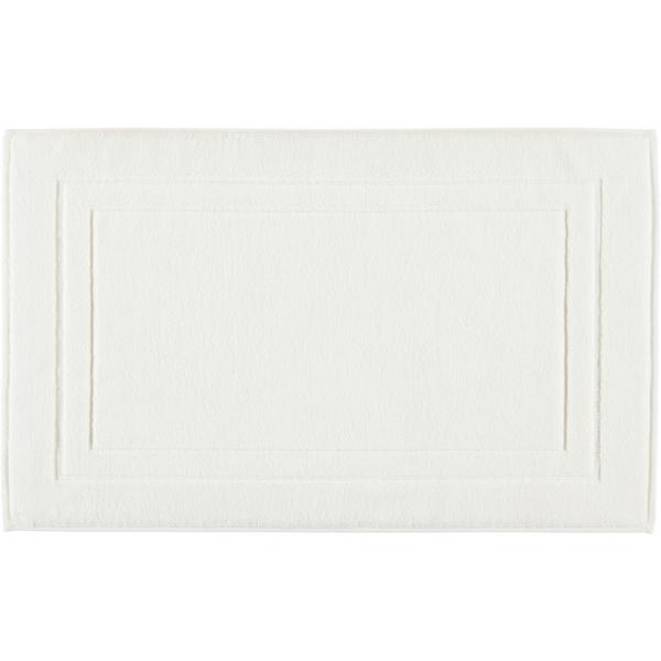 Cawö Badematte Classic 303 - Größe: 50x80 cm - Farbe: weiß - 600