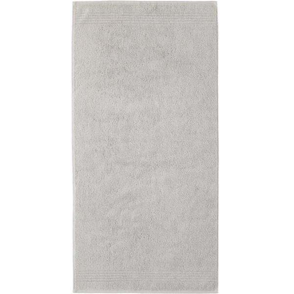 Cawö Essential Uni 9000 - Farbe: platin - 705 Handtuch 50x100 cm