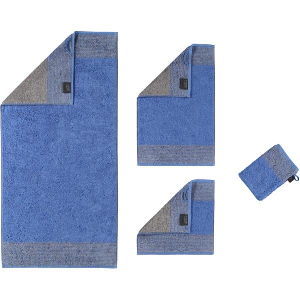 Cawö - Luxury Home Two-Tone 590 - Farbe: blau - 17