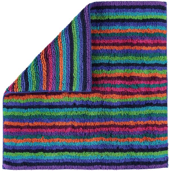 Cawö Home - Badteppich Life Style 7048 - Farbe: 84 - multicolor 60x60 cm