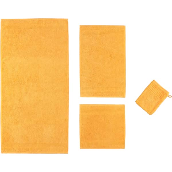 Cawö Essential Uni 9000 - Farbe: apricot - 552