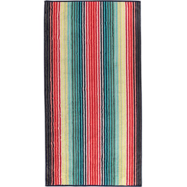 Cawö Splash Streifen 998 - Farbe: multicolor - 12 Duschtuch 70x140 cm
