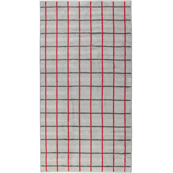 Cawö - Noblesse Square 1079 - Farbe: platin - 72 Duschtuch 80x150 cm