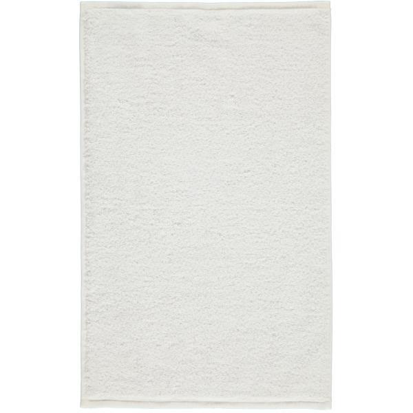 Cawö Heritage 4000 - Farbe: weiß - 600 Gästetuch 30x50 cm