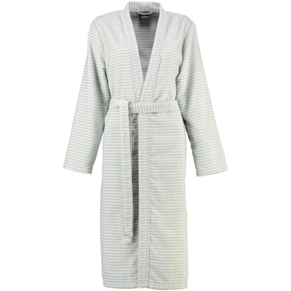 Cawö - Damen Bademantel Kimono Casual 4327 - Farbe: mint - 47 S