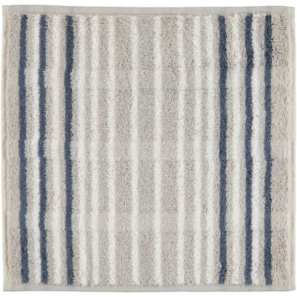 Cawö - Noblesse Lines 1082 - Farbe: platin - 76 Seiflappen 30x30 cm