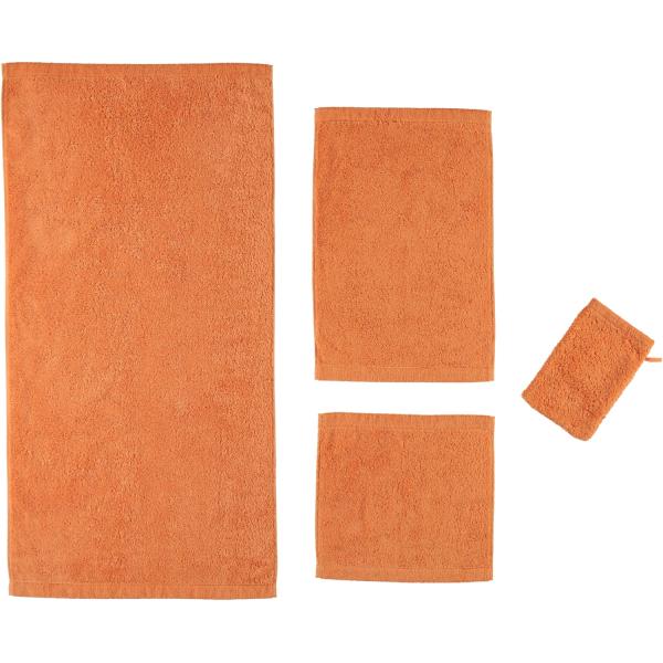 Cawö - Life Style Uni 7007 - Farbe: mandarine - 316