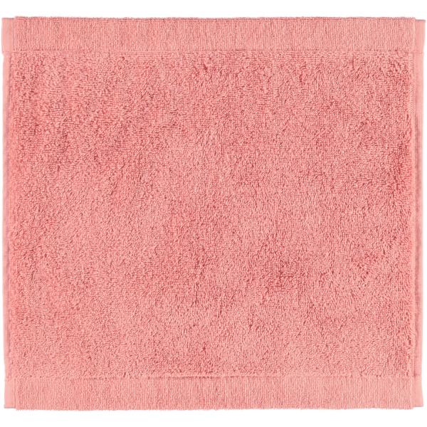 Cawö - Life Style Uni 7007 - Farbe: rouge - 214 Seiflappen 30x30 cm