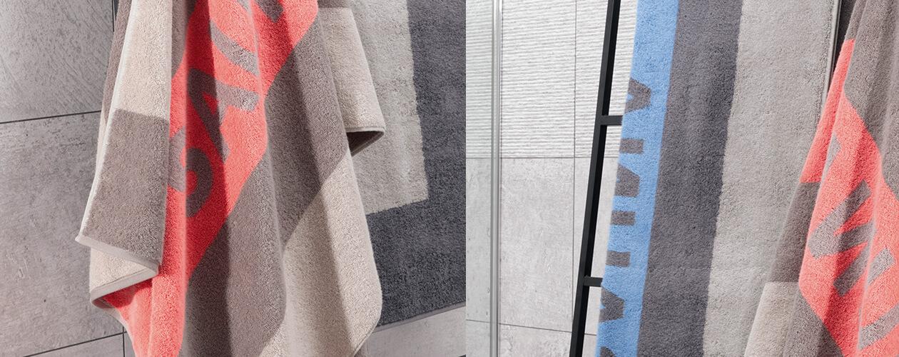 Cawö Saunatuch Sauna 232 - Größe: 80x200 - Farbe: sand - 33 Detailbild 3