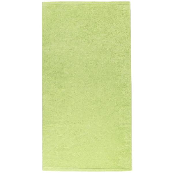 Cawö - Life Style Uni 7007 - Farbe: pistazie - 412 Duschtuch 70x140 cm