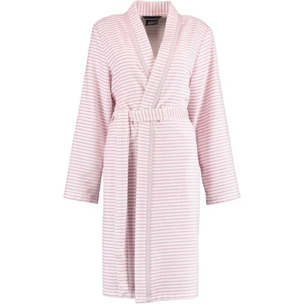 Cawö - Damen Bademantel Kurz Kimono 1214 - Farbe: malve - 22