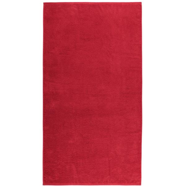 Cawö Heritage 4000 - Farbe: bordeaux - 280 Duschtuch 80x150 cm