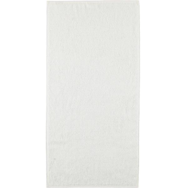 Cawö Heritage 4000 - Farbe: weiß - 600 Handtuch 50x100 cm