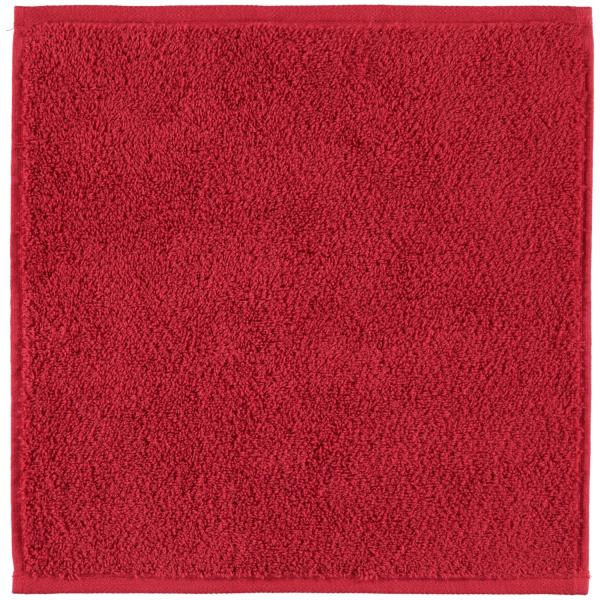 Cawö Heritage 4000 - Farbe: bordeaux - 280 Seiflappen 30x30 cm