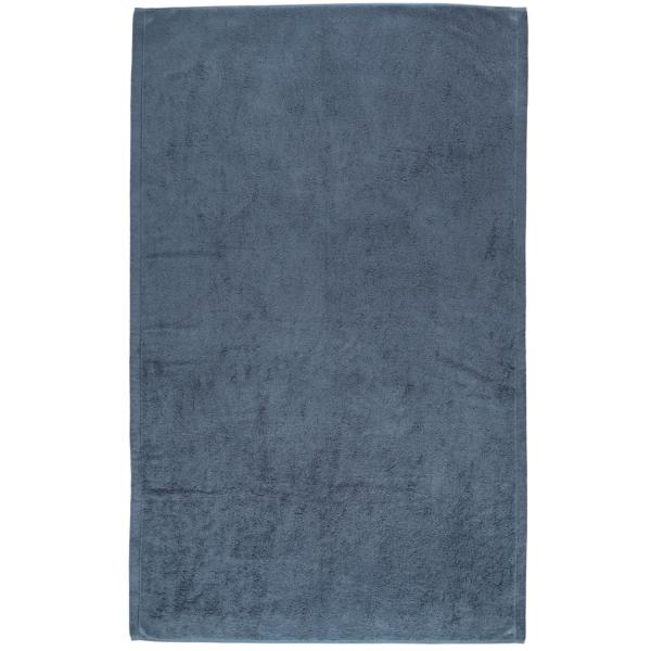 Cawö - Life Style Uni 7007 - Farbe: nachtblau - 111 Badetuch 100x160 cm