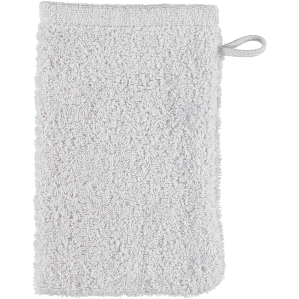 Cawö - Life Style Uni 7007 - Farbe: sterling - 721 Waschhandschuh 16x22 cm