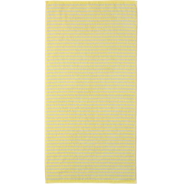 Cawö - Campus Ringel 955 - Farbe: lemon - 57 Handtuch 50x100 cm