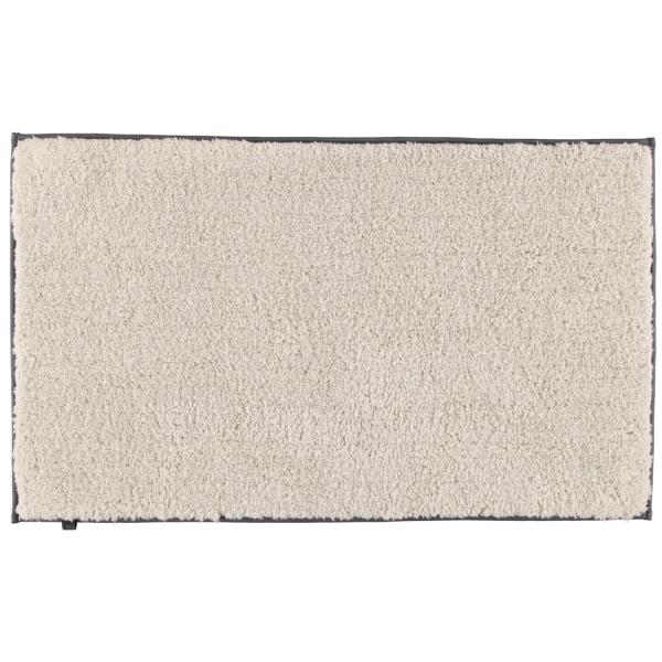 Cawö Home Badteppich Frame 1006 - Farbe: travertin - 366 60x100 cm