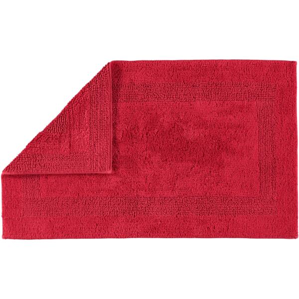 Cawö Home - Badteppich 1000 - Farbe: bordeaux - 280 60x100 cm