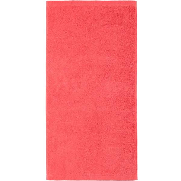 Cawö - Life Style Uni 7007 - Farbe: watermelon - 209 Handtuch 50x100 cm