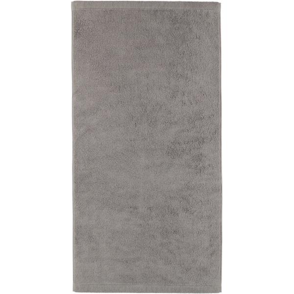 Cawö - Life Style Uni 7007 - Farbe: graphit - 779 Handtuch 50x100 cm