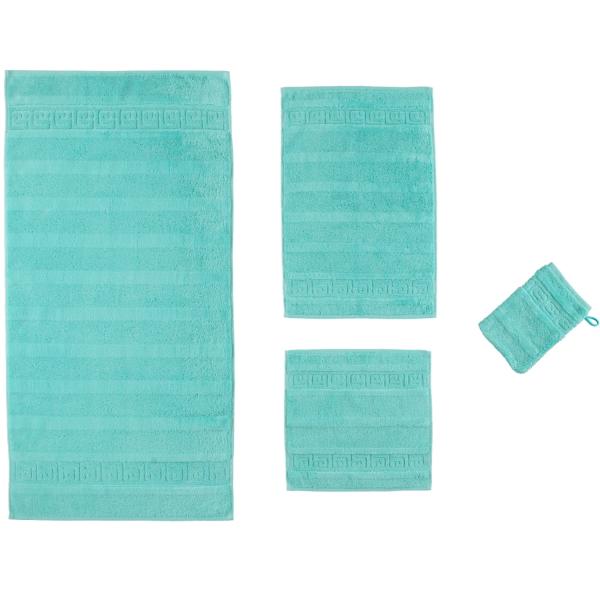 Cawö - Noblesse Uni 1001 - Farbe: 404 - mint
