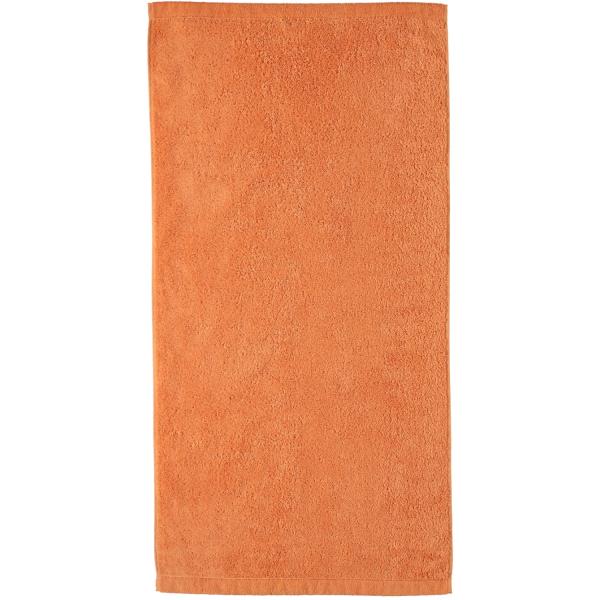 Cawö - Life Style Uni 7007 - Farbe: mandarine - 316 Duschtuch 70x140 cm