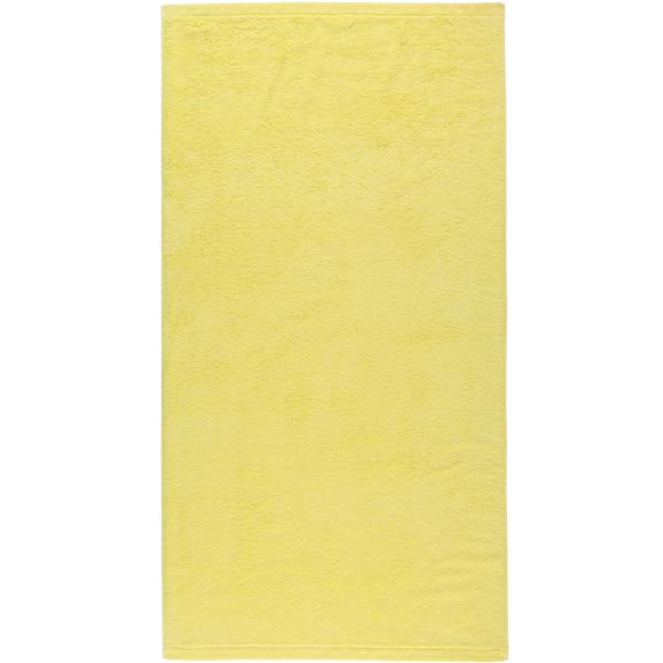Cawö - Life Style Uni 7007 - Farbe: lemon - 501 Duschtuch 70x140 cm